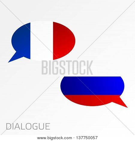 Dialogue Between France And Russia