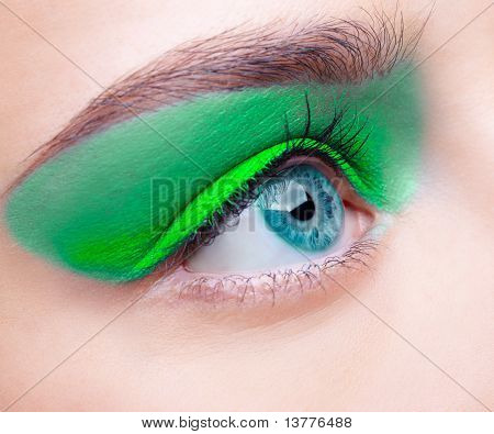 Girl's Eye-zone Makeup