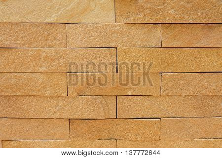 sandstone texture wall background , closeup sandstone