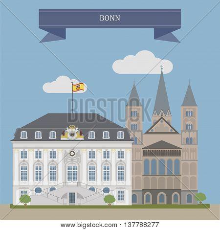 Bonn, City In Germany