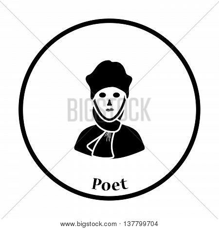 Poet Icon