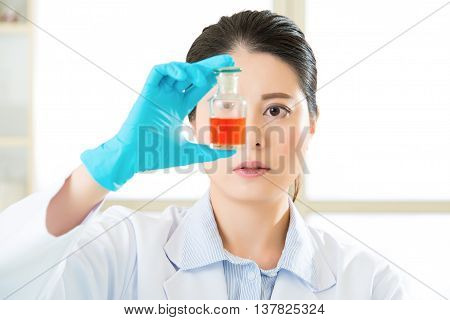 Asian Female Scientist Finally Breakthrough New Cure
