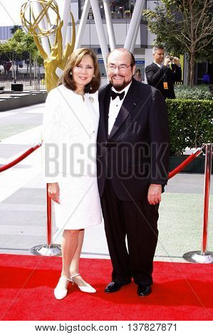 James Lipton at the 2008 EMMY Creative Arts Awards held at the Nokia Theater in Los Angeles, USA on September 13, 2009.
