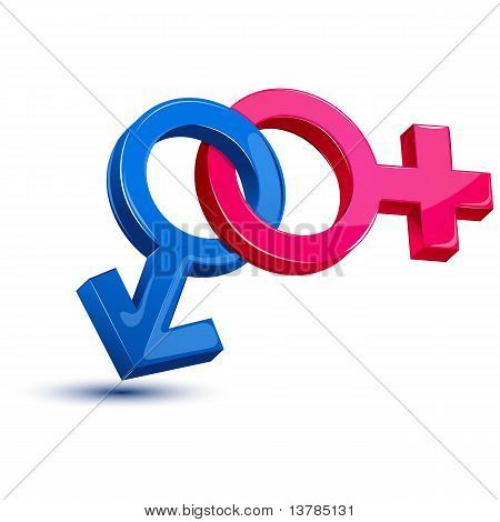 Male Female Sex Symbol