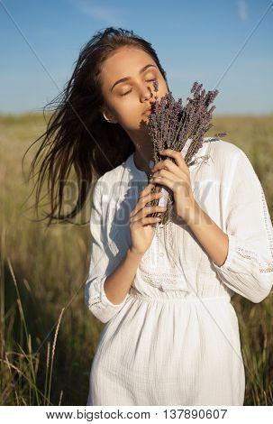 Scent Of Lavender.