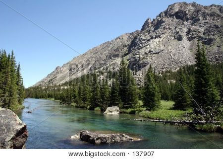 Beautiful Montana - West Fork Of The Rock Creek