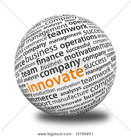 Word Ball - Innovate