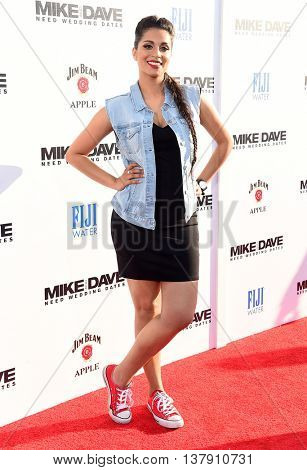 LOS ANGELES - JUN 29:  Lilly Singh arrives to the