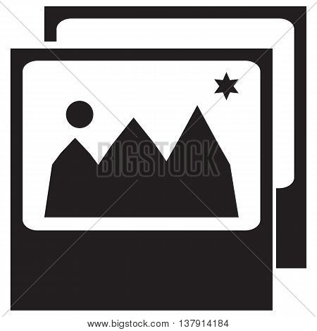 Photos/ images/ jpg icon vector illustration computer icon