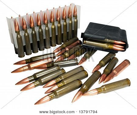 Hunting Cartridges Of Caliber  .308 Win