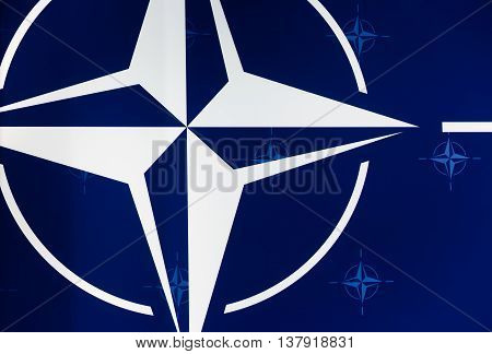 Emblem Of The North Atlantic Treaty Organization