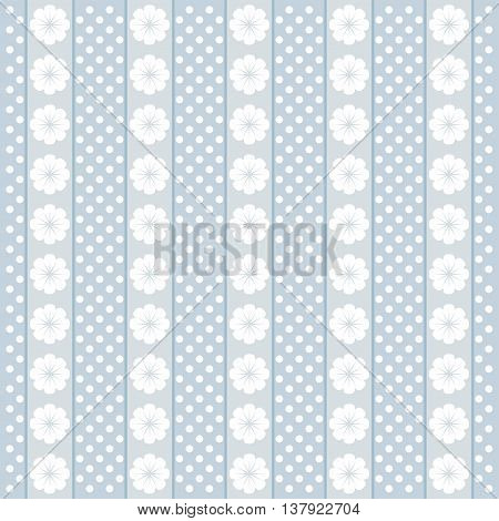 Floral pattern background. Great for textile or web page background.