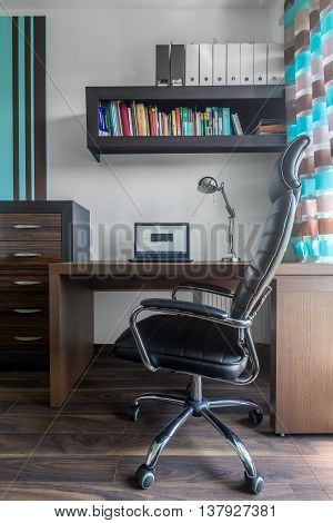 Trendy Home Office Design