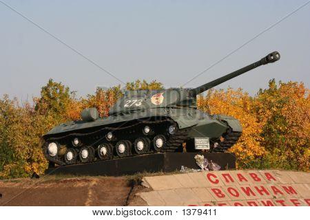 Russia Military Tank.