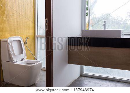 Bathroom Interior Modern Style