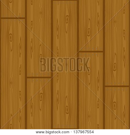 Wooden seamless texture of brown boards parquet