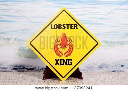 Lobster Crossing