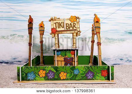 Tiki Tray