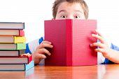 Curiosity Makes Learning Easy For Schoolchildren poster