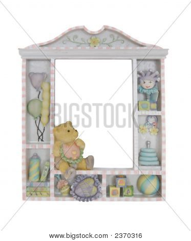Childs Window Frame