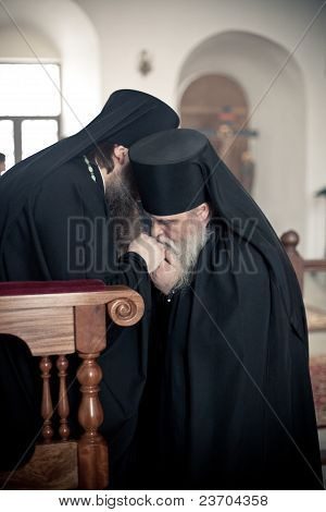 Orthodox Liturgy With Bishop Mercury