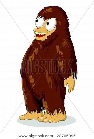 Hairy Creature