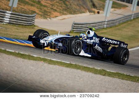 Williams F1 2007