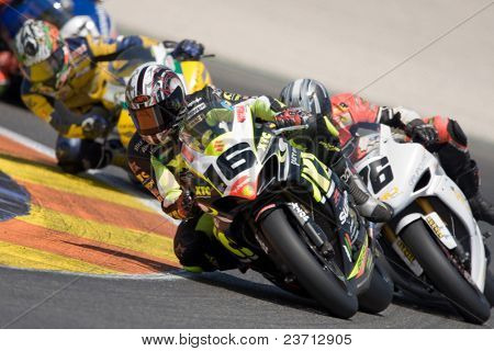CEV - velocidad Español Campeonato - Cheste - Valencia
