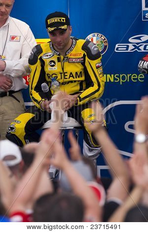 SBK Campeonato del Mundo de Superbikes - Spanish Round - Valencia 2008 en el Circuito Ricardo Tormo de Cheste - Lorenzo Lanzi