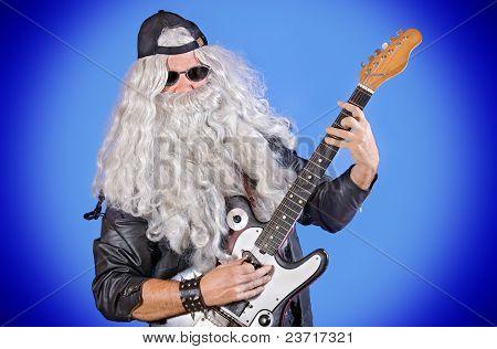 Old rockstar