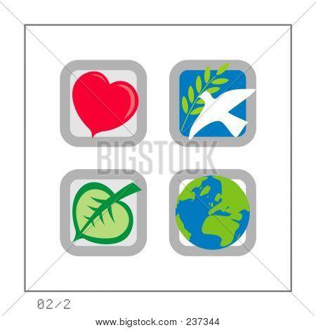 Global Icons