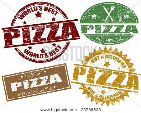 Cupones de pizza