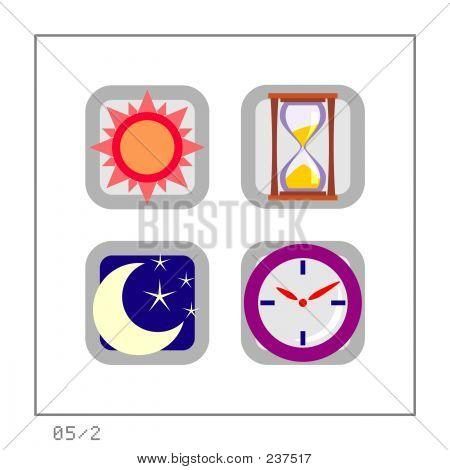 Time: Icon Set 05 - Version 2