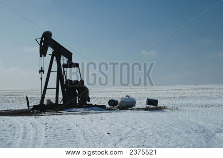 Kansas Oil Pump