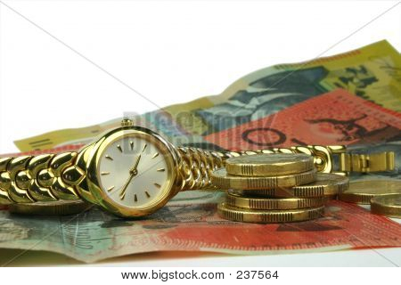 Time Is Money (feminine)