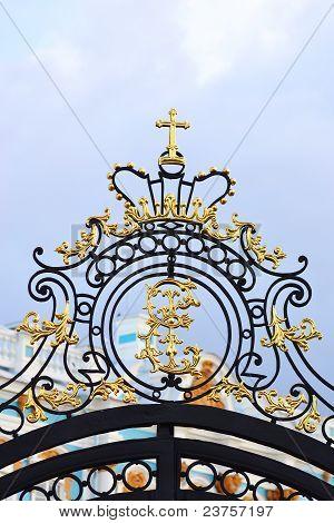 Details of golden gate
