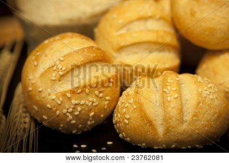 Bread rools