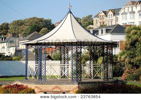 An English Bandstand