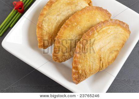 Curry Puffs - Epok-Epok/Karipap Pusing