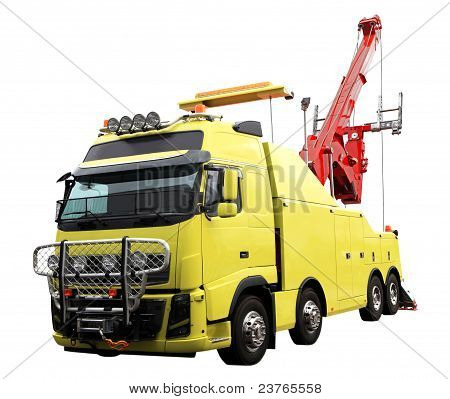 Heavy Duty Wrecker