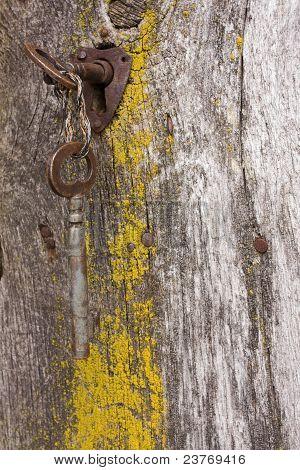 Keys In The Old Door
