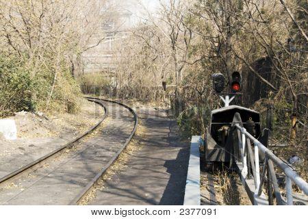 Aged Railway