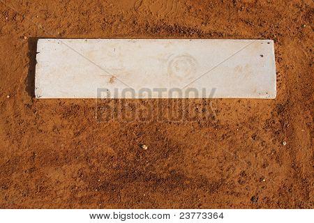 Baseball Field Pitchers Mound