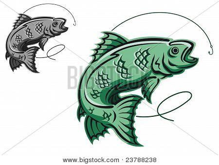 Salto de peixe