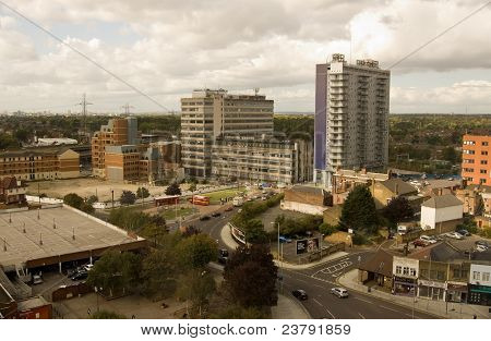 Ilford Town Centre