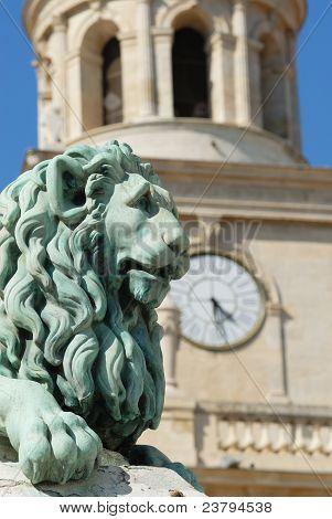 Arles city