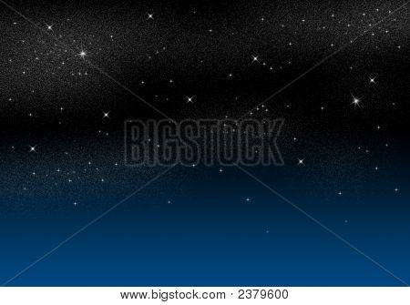 Céu estrelado 01