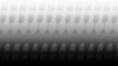 Gradient Halftone Pattern Vertical Vector Illustration. Black White Dots Halftone Texture. Pop Art B poster