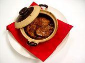 foto of pancit  - beef cuisine - JPG