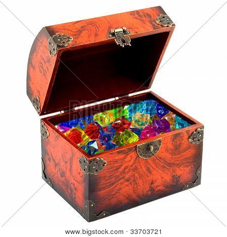 Open Treasure Chest